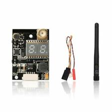 5.8G 40CH 600mW Double Screen Display FPV Audio Video Transmitter