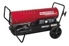 Paraffin Kerosene Sel Heater 215 000btu Hr Wit