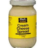 Black & Gold Cream Cheese Spread Jar 245gm