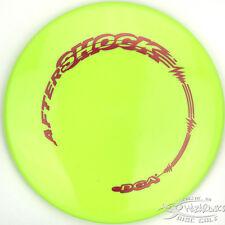 New Green Proline Aftershock Midrange Driver 166g Dga Disc Golf Pro Line Red St.