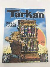 TARKAN #3 - Foreign Comic Book - 1990s 90s - ULTRA RARE - 8.5 VF+