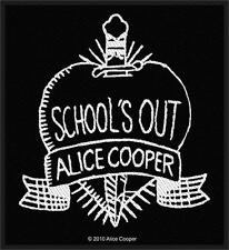 ALICE COOPER - SCHOOL'S OUT PATCH - BRAND NEW - MUSIC BAND 2480