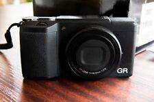 Ricoh Gr II 16.2 MP Digitalkamera - Schwarz CMOS-Sensor