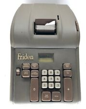Vintage Friden Electronic Calculator Brown Tested