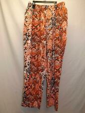 New Chicago Bears Mens Size L Large NFL Speckled Pajama Lounger Pants