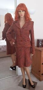 Mexx Ladies  Working Formal Suit Jacket Size 10 and Skirt Size 8