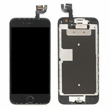 Black LCD for iPhone 6s Touch Screen Replacement Digitizer Home Button Camera