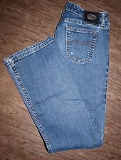 Indian Motorcycle Size 29x32 Mens Medium Wash Bootcut Jeans
