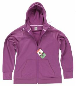 The North Face Suprema Hoodie Wood Violet Women's Sz. XLarge 151336