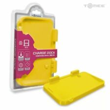 Nintendo 3DS XL Battery Charging Dock Cradle Base - Yellow by Tomee
