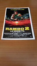 "Postcards from movie ""Rambo 2"""