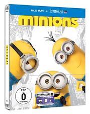 Minions - Limited Steelbook Blu-ray Neu/ovp