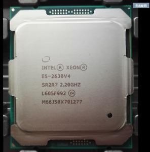 INTEL XEON E5-2630V4 SR2R7 2.20GHZ 10 Core 25MB 8GT/s 85W LGA2011-3 Processor