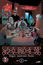 REDNECK #1 IMAGE 2nd Print 24/5/17 NM