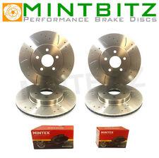 Front Mintex Car Performance Brake Discs