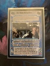 STAR WARS CCG Decipher - Reflections III - Han, Chewie, and the Falcon (Rare)
