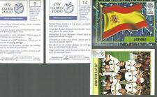 CARD-FIGURINE PANINI CALCIO-SOCCER- EURO 2000-# 102 -BELGIO -GLEN DE BOECK