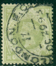 GREAT BRITAIN SG-211, SCOTT # 122 USED, FINE, GREAT PRICE!