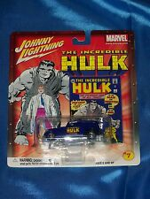 HULK, The Incredible: Die Cast 1933 Ford Delivery Van (Johnny Lightning), 2002