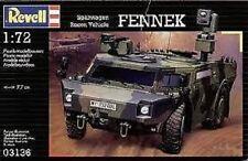 Revell 03136 - Spahwagen Recon Vehicle FENNEK   1:72 Plastic Kit/Wargaming model