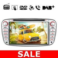 Ford Focus Mondeo Kuga Galaxy S-Max Car stereo GPS SatNav USB DVD VMCD DAB Radio