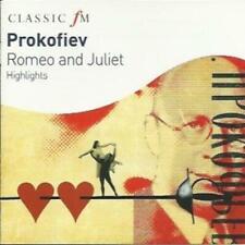 "Prokofiev ""Romeo and Juliet"", Classic FM Full Works CD [CFM FW 029]"