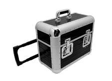 Zomo Trolley Flightcase TP-70 XT Black for the transport of 50 vinyl records