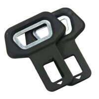 2pc Metal Car Seat Belt Buckle Clip Alarm Stopper Stop & Beer Bottle Opener