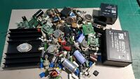 Electronic Component Joblot Capacitor Resistor Switches Diode More