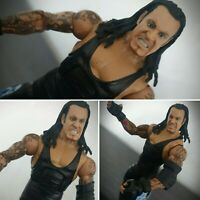 WWE Undertaker Action Figure Rare Paint Mattel 2011 Detailed WWF Wrestling