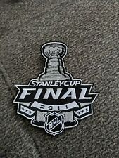 2011 Stanley Cup Finals Authentic Jersey Patch - Bruins vs Canucks