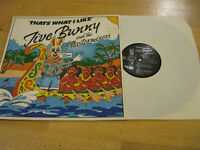 Maxi Single LP Jive Bunny and the Mastermixers Thats what i Like Vinyl 12350 BCM