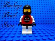 Lego Minifig Classic Space M:TRON Helmet Air Tank & White Legs w/Black Hips