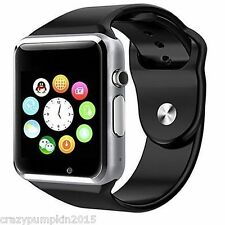 Original A1 Bluetooth Smartwatch Phone For Android & iOS Camera, Sim TF Card NFC