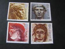 Great Britain Stamp Set Scott # 1502-1505 Never Hinged Unused Lot 5