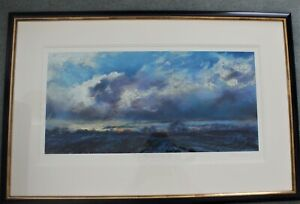 """""""WHEN THE SUN COMES UP"""" LIMITED EDTION PRINT BY NEL WHATMORE"""