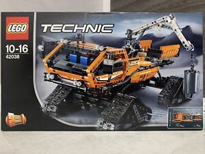 LEGO Technic 42038 Arctic Truck - Brand New Sealed Box - Retired Set - 10-16yrs