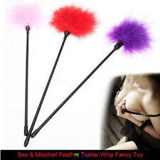 Unique Products Feather Tickler Kinky Naughty Bondage Fancy Dress Whip Aid #US