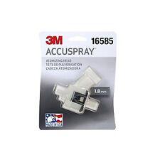 3m 16585 18mm Accuspray Atomizing Heads Single Clear Spray Gun Tip 1 Each