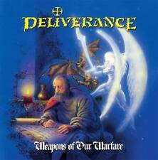 Deliverance-Weapons of our Warfare (new*lim.500*us SPEED METAL * Believer * EXODE