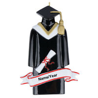 MAXORA Personalized Graduation Ornament Graduation Gift Christmas Gift