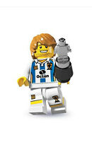 LEGO Minifigure / Minifigura 8804 - SERIE 4 - Soccer Player (NEW)