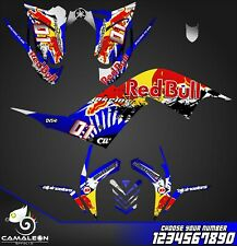 Yamaha Raptor 700 Graphics kit 2006-2013 atv decals stickers