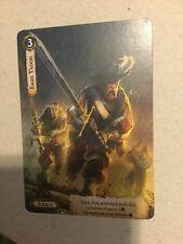 Warhammer Invasion LCG Game Night Kit Promo Card Eager Troops