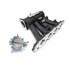 Skunk2 Black Intake Manifold+70mm Throttle Body 94-01 Acura Integra GS-R B18C1 A