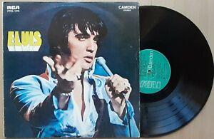 ELVIS PRESLEY LP EX PORTUGAL 1976 UNIQUE COVER Telectra PTCS 1016 B