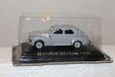 Peugeot 203 Lyon Taxi 1955