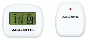 AcuRite Digital Easy Mount Thermometer Wireless Sensor 00782A3