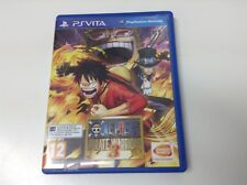 ONE PIECE PIRATE WARRIORS 3 . Pal España . Envio Certificado . Paypal