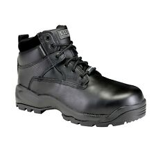 """5.11 Company Black Boot A.T.A.C. 6"""" Shield, Side Zip, ASTM/CSA Style 12019"""